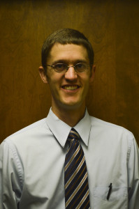 Dr Evan Allen is a Burley eye doctor