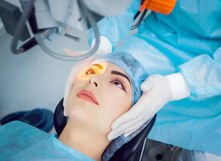 Cataract Surgery img | Welch, Allan & Associates